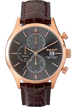 Gant Часы Gant W70406. Коллекция Vermont gant часы gant gt006009 коллекция nashville