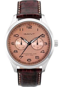 Gant Часы Gant W71602. Коллекция Montauk Day/ Date tevise automatic mechanical tourbillon watch men luxury auto date day month stainless steel mens wristwatch horloges mannen
