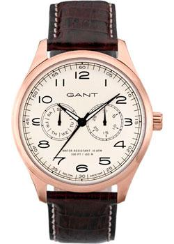Gant Часы Gant W71603. Коллекция Montauk Day/ Date tevise automatic mechanical tourbillon watch men luxury auto date day month stainless steel mens wristwatch horloges mannen