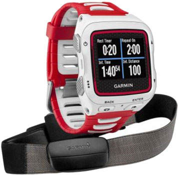 Garmin Умные часы Garmin 010-01174-31. Коллекция Forerunner 920XT garmin смарт часы forerunner 920xt white red hrm run