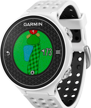 Garmin Умные часы Garmin 010-01195-00. Коллекция Approach S6 комплект умных фонарей garmin varia hl 500 tl 300 010 01419 00
