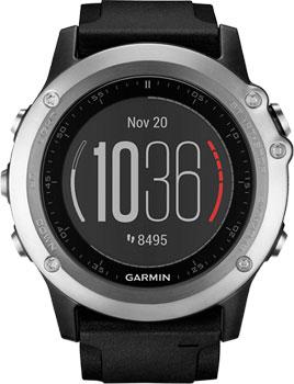 Garmin Умные часы Garmin 010-01338-77. Коллекция Fenix 3 навигатор часы garmin fenix 3 sapphire 010 01338 21