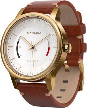 Garmin Умные часы Garmin 010-01597-21. Коллекция Vivomove garmin умные часы garmin 010 01689 11 коллекция forerunner 35