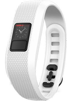Garmin Умные часы Garmin 010-01608-07. Коллекция Vivofit 3 garmin смарт часы vivofit slate hrm1