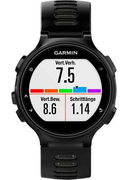 Garmin Умные часы Garmin 010-01614-15. Коллекция Forerunner 735 XT garmin смарт часы forerunner 920xt white red hrm run