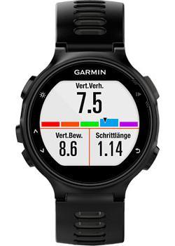 Garmin Умные часы Garmin 010-01614-15. Коллекция Forerunner735 XT garmin смарт часы forerunner 920xt white red hrm run