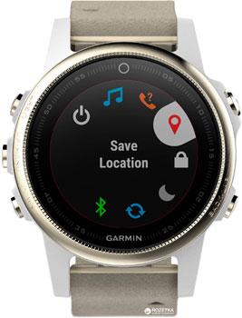 Фото - Garmin Умные часы Garmin 010-01685-13. Коллекция Fenix 5S газонокосилка partner b305cbs