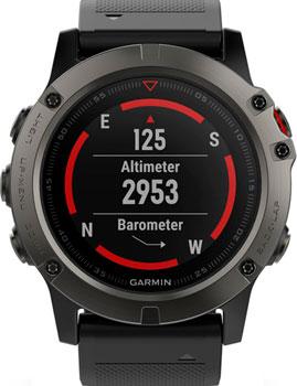 Garmin Умные часы Garmin 010-01733-01. Коллекция Fenix 5