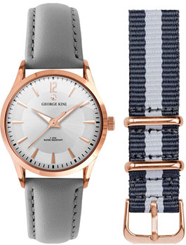 George Kini Часы George Kini GK.23.3.1R.113. Коллекция Ladies Collection часы corum 113 101 59 v880 0000