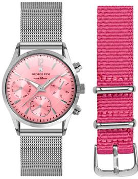 George Kini Часы George Kini GK.24.1.7S.21. Коллекция Ladies Collection часы george kini