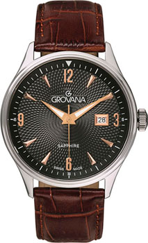 Grovana Часы Grovana 1191.1527. Коллекция Traditional grovana часы grovana 3276 1562 коллекция traditional