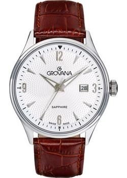 Grovana Часы Grovana 1191.1532. Коллекция Traditional grovana часы grovana 1276 5538 коллекция traditional