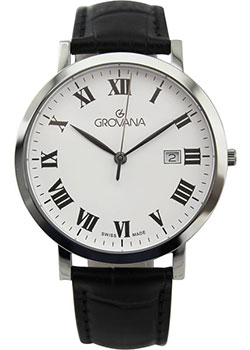 grovana часы grovana 5094 9739 коллекция chrono Grovana Часы Grovana 1230.1533. Коллекция Traditional