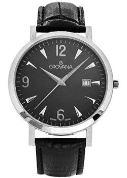 Grovana Часы Grovana 1230.1537. Коллекция Traditional grovana часы grovana 1230 1562 коллекция traditional