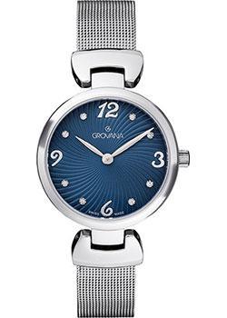 Grovana Часы Grovana 4485.1135. Коллекция Dressline grovana часы grovana 4485 1137 коллекция dressline
