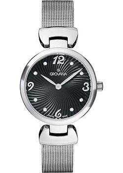 Grovana Часы Grovana 4485.1137. Коллекция Dressline grovana часы grovana 4485 1137 коллекция dressline