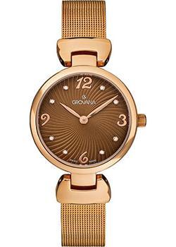 Grovana Часы Grovana 4485.1166. Коллекция Dressline grovana часы grovana 4485 1137 коллекция dressline