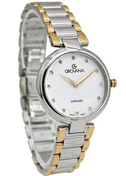 Grovana Часы Grovana 4556.1158. Коллекция DressLine grovana часы grovana 4485 1137 коллекция dressline