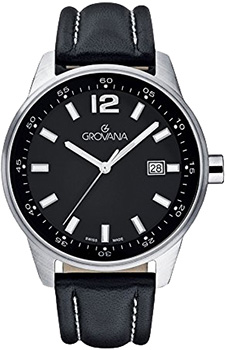 Часы Grovana Retrograde 7015.1537
