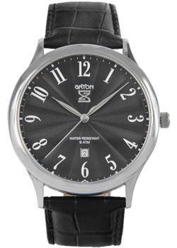 Gryon Часы Gryon G081.11.21. Коллекция Classic everswiss часы everswiss 2787 lbkbk коллекция classic