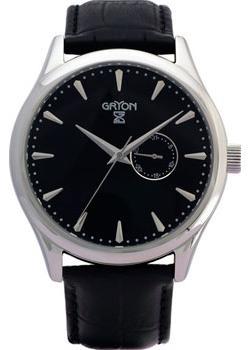 цена Gryon Часы Gryon G101.11.31. Коллекция Classic онлайн в 2017 году