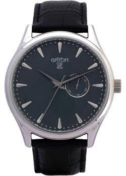 цена Gryon Часы Gryon G101.11.34. Коллекция Classic онлайн в 2017 году