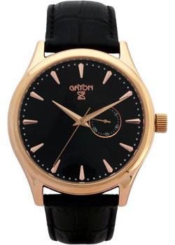 Gryon Часы Gryon G101.41.31. Коллекция Classic everswiss часы everswiss 2787 lbkbk коллекция classic