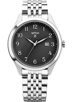 Gryon Часы Gryon G111.10.21. Коллекция Classic everswiss часы everswiss 2787 lbkbk коллекция classic