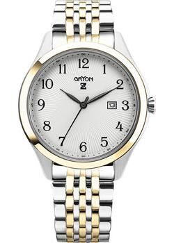 Gryon Часы Gryon G111.30.23. Коллекция Classic everswiss часы everswiss 2787 lbkbk коллекция classic