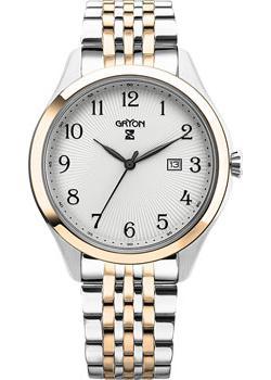 Gryon Часы Gryon G111.50.23. Коллекция Classic everswiss часы everswiss 2787 lbkbk коллекция classic