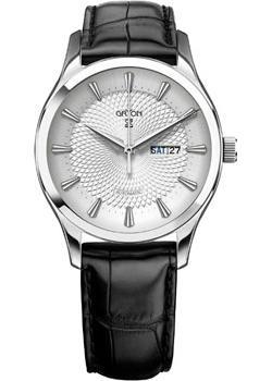 Gryon Часы Gryon G133.11.33. Коллекция Classic gryon мужские швейцарские наручные часы gryon g 521 41 31