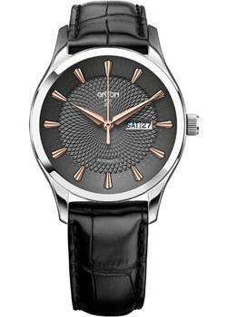 Gryon Часы Gryon G133.11.34. Коллекция Classic gryon мужские швейцарские наручные часы gryon g 521 41 31