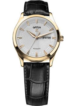 Gryon Часы Gryon G133.21.33. Коллекция Classic gryon часы gryon g151 12 35 коллекция classic