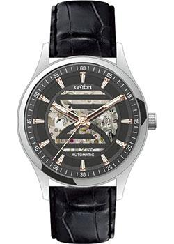 Gryon Часы Gryon G136.11.31. Коллекция Classic gryon мужские швейцарские наручные часы gryon g 521 41 31
