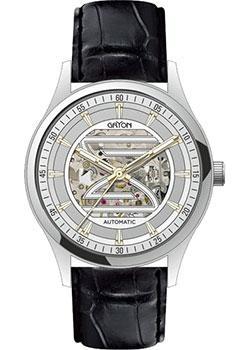 Gryon Часы Gryon G136.11.33. Коллекция Classic gryon мужские швейцарские наручные часы gryon g 521 41 31
