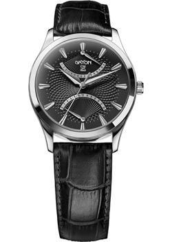 Gryon Часы Gryon G137.11.31. Коллекция Classic gryon мужские швейцарские наручные часы gryon g 521 41 31