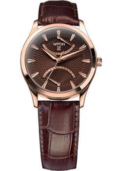Gryon Часы Gryon G137.42.32. Коллекция Classic gryon мужские швейцарские наручные часы gryon g 521 41 31