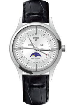 Gryon Часы Gryon G138.11.33. Коллекция Classic gryon мужские швейцарские наручные часы gryon g 521 41 31