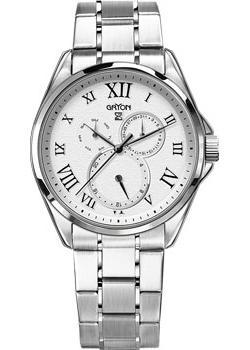 Gryon Часы Gryon G147.10.13. Коллекция Classic everswiss часы everswiss 2787 lbkbk коллекция classic