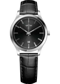 Gryon Часы Gryon G201.11.31. Коллекция Classic gryon часы gryon g151 12 35 коллекция classic