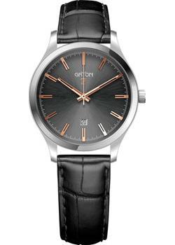 Gryon Часы  G201.11.34. Коллекция Classic