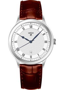цена Gryon Часы Gryon G211.12.13. Коллекция Classic онлайн в 2017 году