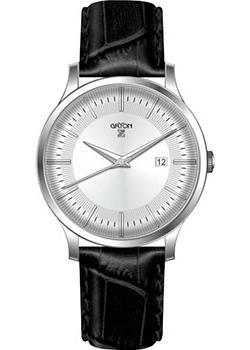 цена Gryon Часы Gryon G221.11.33. Коллекция Classic онлайн в 2017 году