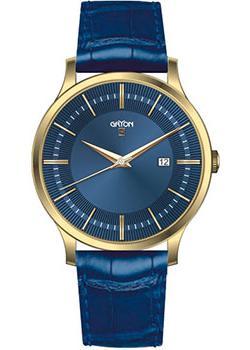 цена Gryon Часы Gryon G221.26.36. Коллекция Classic онлайн в 2017 году