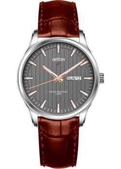 цена Gryon Часы Gryon G231.12.34. Коллекция Classic онлайн в 2017 году