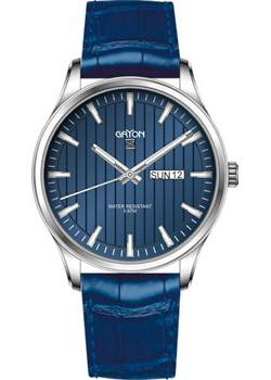 купить Gryon Часы Gryon G231.16.36. Коллекция Classic по цене 7490 рублей