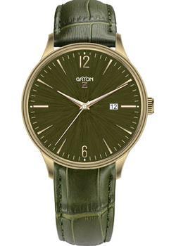 цена Gryon Часы Gryon G241.28.38. Коллекция Classic онлайн в 2017 году