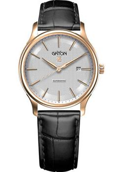 купить Gryon Часы Gryon G253.21.33. Коллекция Classic по цене 14490 рублей