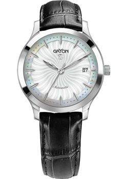 цена Gryon Часы Gryon G603.11.33. Коллекция Classic онлайн в 2017 году