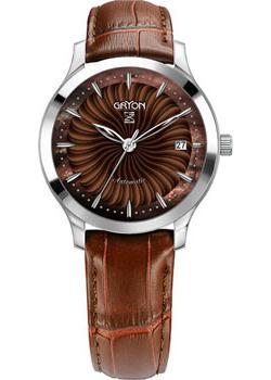 цена Gryon Часы Gryon G603.12.32. Коллекция Classic онлайн в 2017 году